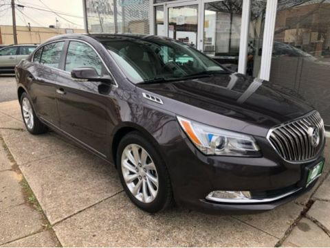 Pre-Owned 2015 Buick LaCrosse Leather FWD 4dr Car
