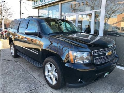 Pre-Owned 2012 Chevrolet Suburban LTZ With Navigation & 4WD