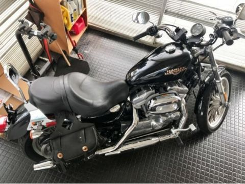 Pre-Owned 2008 Harley-Davidson XL883L -