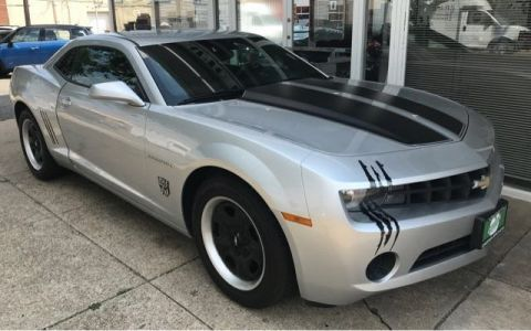 Pre-Owned 2010 Chevrolet Camaro LS