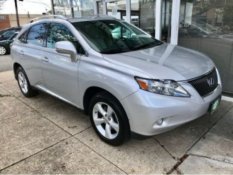 Pre-Owned 2012 Lexus RX 350 AWD AWD