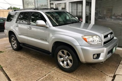 Pre-Owned 2008 Toyota 4Runner Limited 4WD