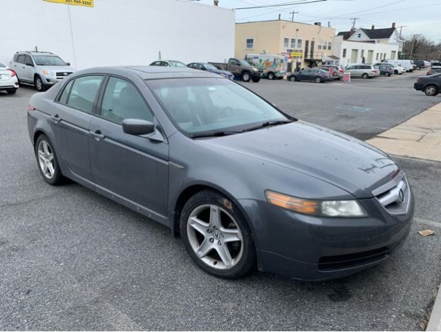Pre-Owned 2005 Acura TL 5-Speed AT