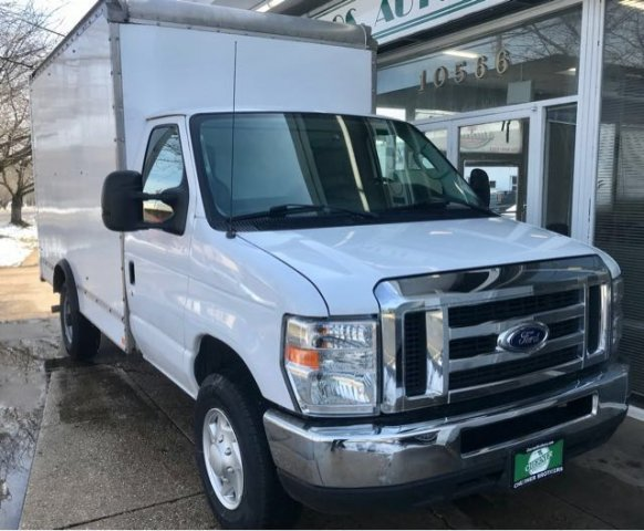 Pre-Owned 2014 Ford Econoline Commercial Cutaway E-350 Super Duty