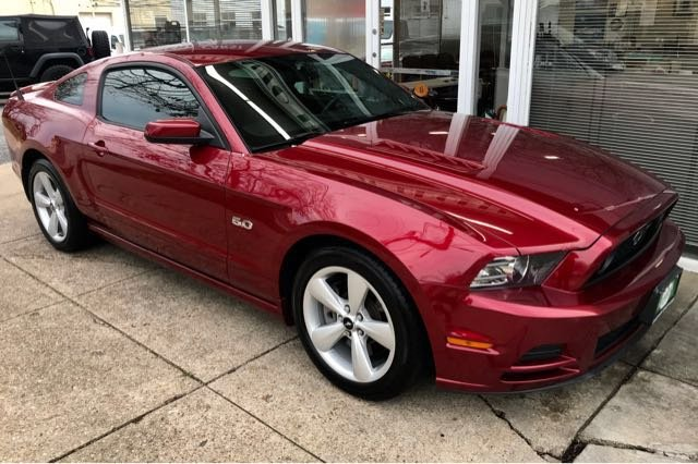 Pre-Owned 2014 Ford Mustang GT Coupe