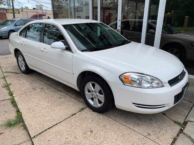 Pre-Owned 2006 Chevrolet Impala LT 3.5L