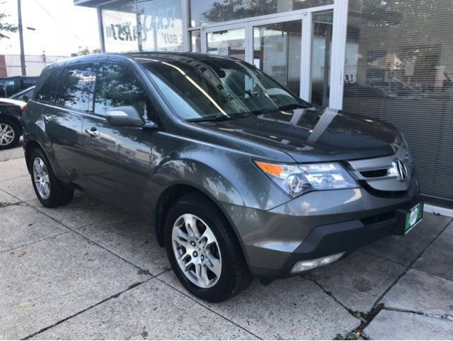 PreOwned Acura MDX Tech Pkg Sport Utility In Kensington - Acura mdx pre owned for sale