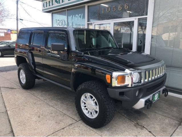 Pre-Owned 2009 HUMMER H3 SUV