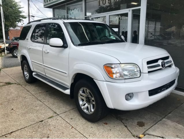 2005 TOYOTA SEQUOIA LIMITED V8 REVIEWS ↺
