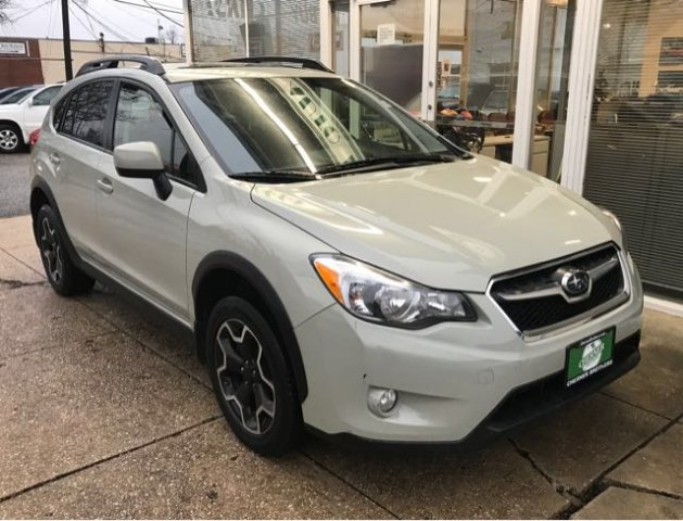 Pre Owned 2017 Subaru Xv Crosstrek Limited