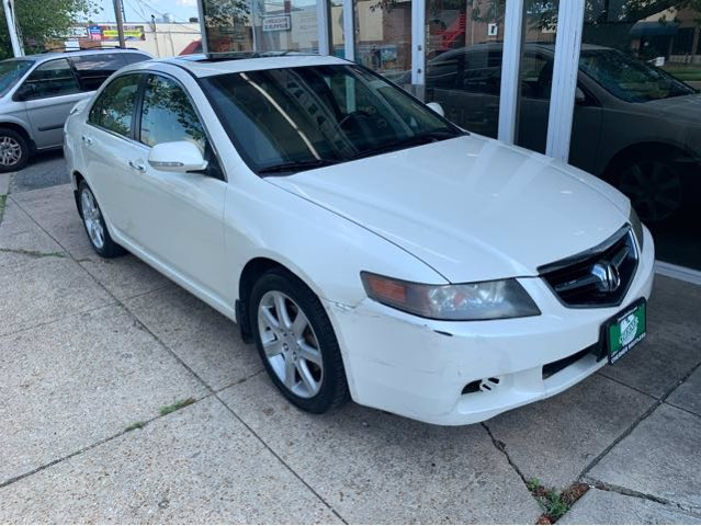 Pre-Owned 2005 Acura TSX 5-Speed AT