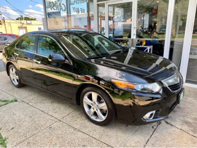 Pre-Owned 2014 Acura TSX Tech Pkg