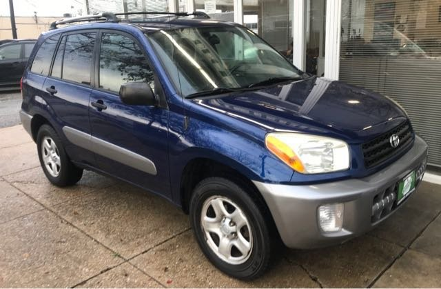 Pre-Owned 2003 Toyota RAV4 4WD
