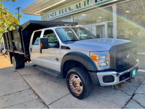 Pre-Owned 2012 Ford Super Duty F-550 DRW Crew Cab DRW 4WD