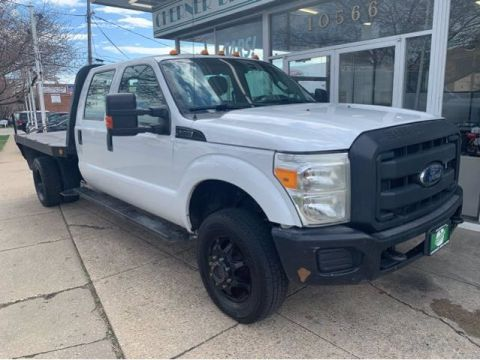 Pre-Owned 2012 Ford Super Duty F-350 DRW XL Crew Cab Long Bed DRW 4WD