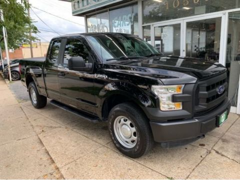 Pre-Owned 2016 Ford F-150 XL SuperCab 6.5-ft. Bed 4WD