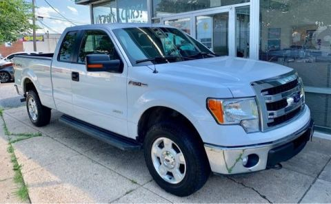 Pre-Owned 2013 Ford F-150 XLT SuperCab 6.5-ft. Bed 4WD