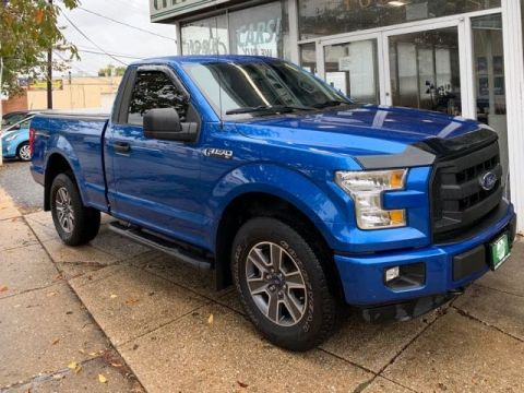 Pre-Owned 2015 Ford F-150 XL 6.5-ft. Bed 4WD