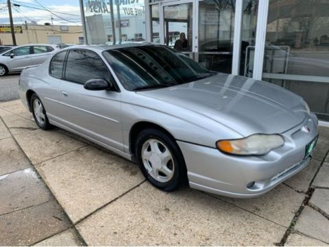 Pre-Owned 2001 Chevrolet Monte Carlo SS