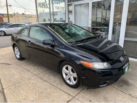 Pre-Owned 2006 Honda Civic Cpe EX Coupe AT
