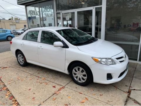 Pre-Owned 2013 Toyota Corolla L 4-Speed AT