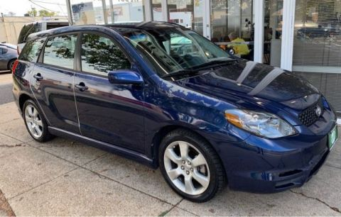 Pre-Owned 2003 Toyota Matrix XRS