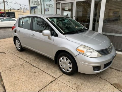 Pre-Owned 2008 Nissan Versa 1.8 S
