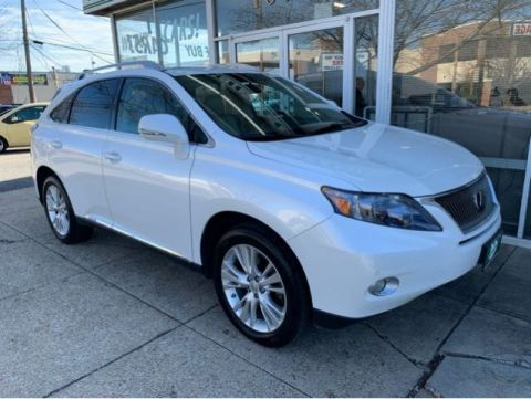 Pre-Owned 2012 Lexus RX 450h AWD