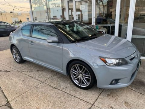 Pre-Owned 2012 Scion tC Sports Coupe 6-Spd AT