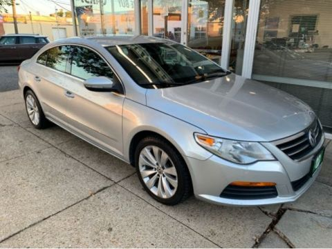Pre-Owned 2012 Volkswagen CC Sport PZEV